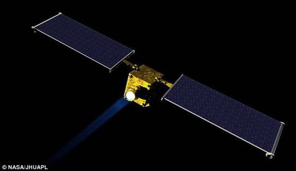 美国建造神秘飞行器:高速撞击危险小行星改变轨迹
