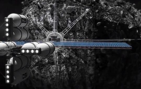 这家创企想在小行星采矿取水