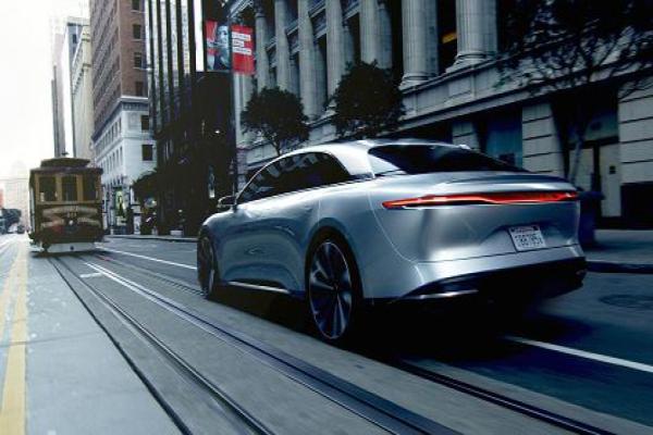 硅谷电动汽车公司Lucid考虑出售 贾跃亭曾是其投资者