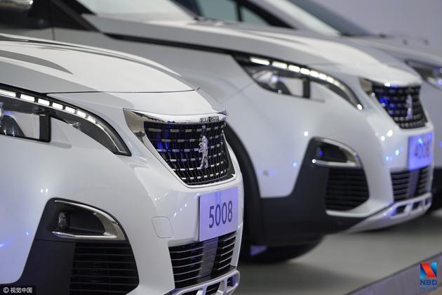车市期中考放榜 东风标致等法系品牌断崖式下滑