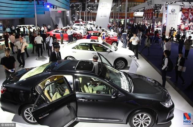 盛景难现:上半年仅增3.8% 今年车市微增长成定局