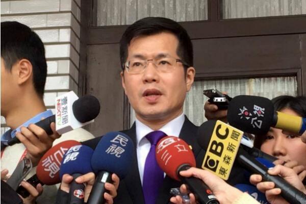 台媒:民进党2018 能赢的不想选想选的赢不了