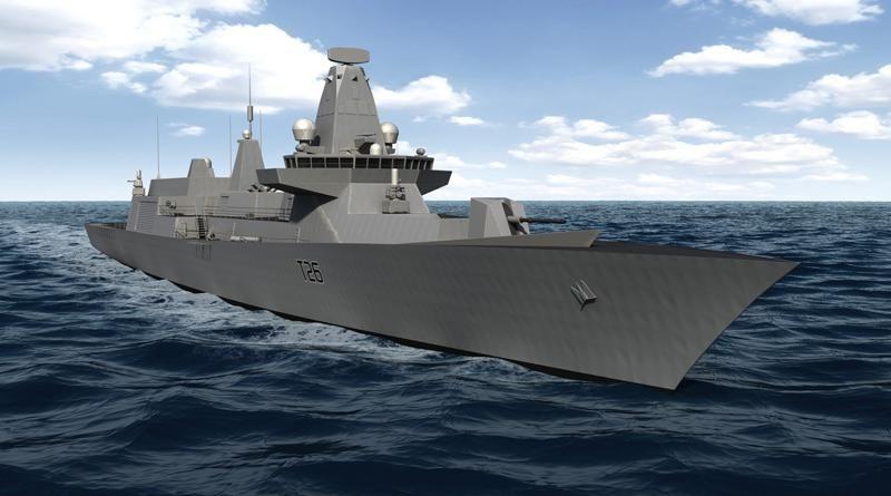 英国批准建造8000吨级护卫舰:每艘造价16亿美元