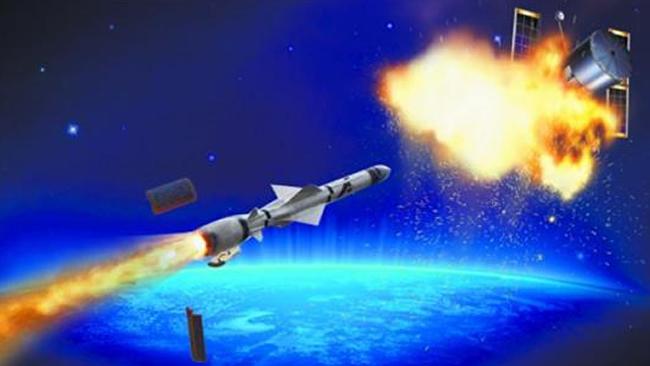美媒:中俄或在太空战削弱美国 但美正在反击