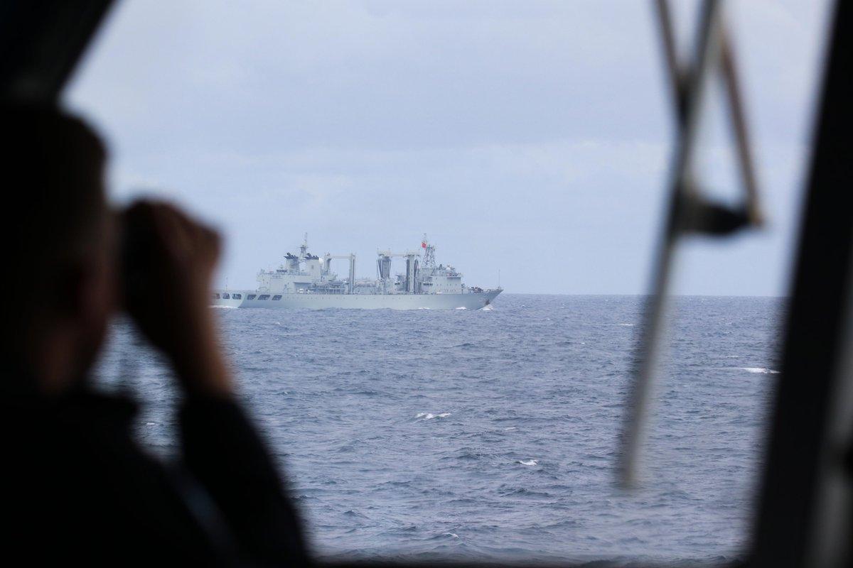 俄媒:中国舰艇编队21日将抵俄参加联合演习