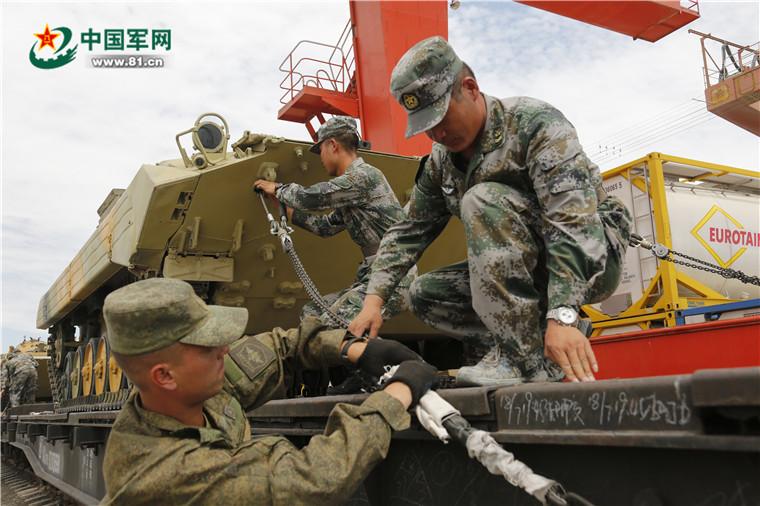 埃及、伊朗等8国将用中国装备参加国际军事竞赛