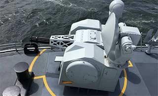 仔细端详中国海军近防武器细节
