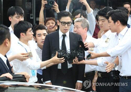T.O.P吸毒案一审判决结果如何? bigbang崔胜贤吸毒事件始末回顾