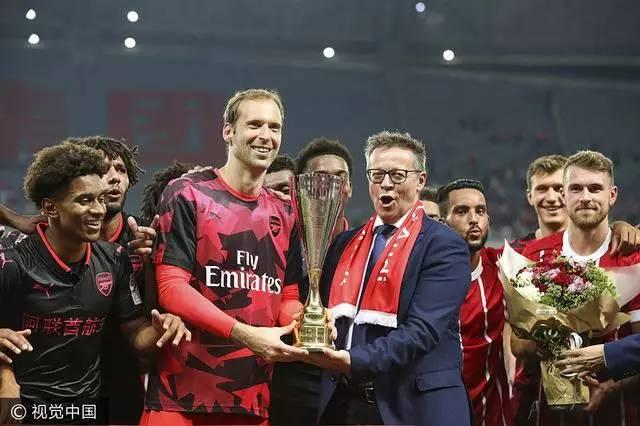 阿森纳赢了拜仁,却败给了中国的......热҈ 热҈ 热҈