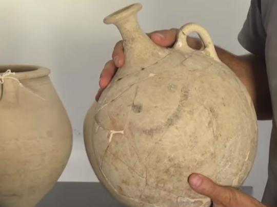 距今3700年的壶上惊现最古老的笑脸符号