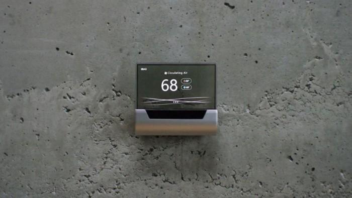 布局智能家居 微软推出支持Cortana的恒温器