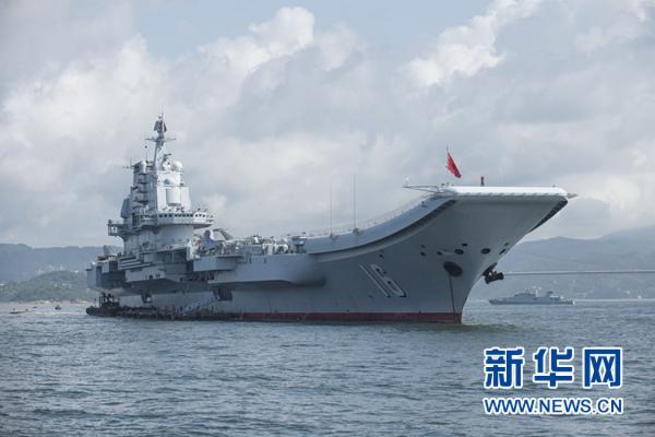 遭舰机跟踪辽宁舰如何反制?战时用雷霆之举消灭