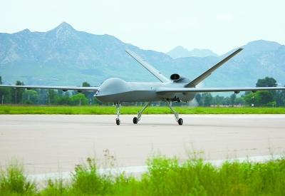 外媒关注中国彩虹5无人机 称一点难敌西方产品