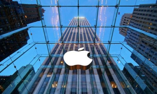 外媒:美国科技股创17年来历史新高 苹果居首