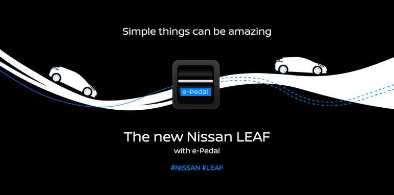 日产新聆风配e-Pedal创新 满足90%驾驶需求