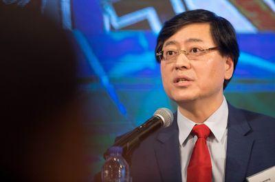 联想CEO杨元庆:完不成销售目标就辞职