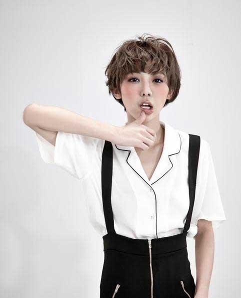 十头身美少女TeresA翻唱《我只在乎你》高规格出道