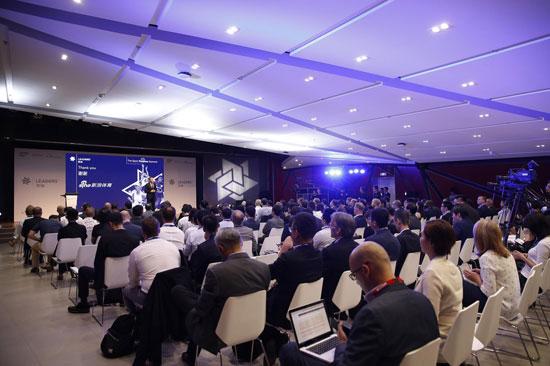 Leaders体育商业峰会落户新浪 体育精英共绘蓝图