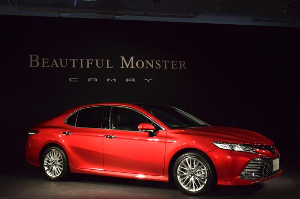 丰田新款皇冠全面上市 能否引领市场仍需观察