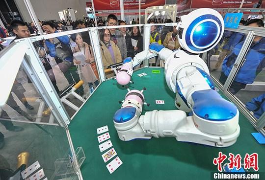 科技部:中国发布人工智能规划并不是为挑战哪国