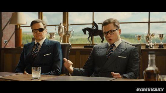 《王牌特工2:黄金圈》新预告 飞车激战、总部被炸