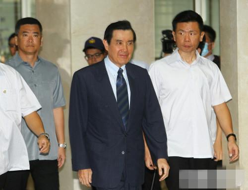 蔡正元遭收押禁见 马英九也被告了