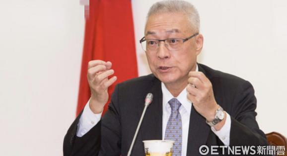 """国民党被质疑""""群龙无首""""吴敦义出面反击"""