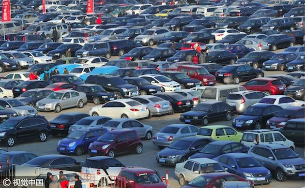 北京市上半年淘汰老旧机动车26.7万辆