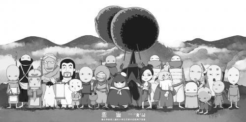 中国动画市场逐渐成熟 这是国产动画的最好时代
