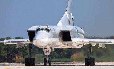 """俄""""逆火""""轰炸机抵达中国参赛"""