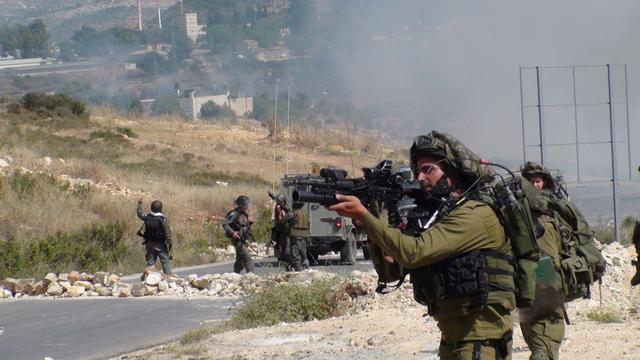 巴勒斯坦总统宣布巴方立即停止与以色列的联系