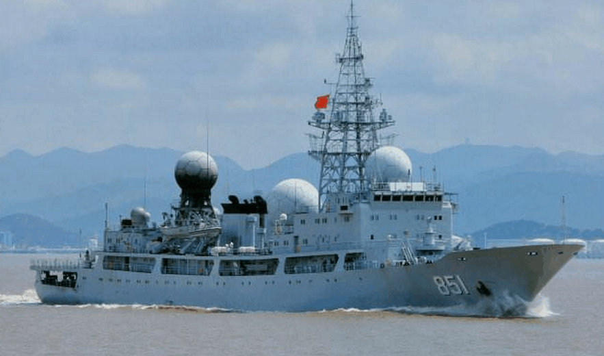 """澳媒称中国侦察船抵近澳海岸 """"监视""""美澳军演"""