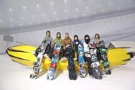 香蕉单板滑雪公开赛夏季赛闭幕 芬兰飞人绝杀夺冠