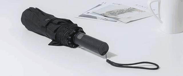 米家推出新品自动折叠伞 一键开合防水防晒