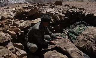 真正勇士:西藏无人区边防战士