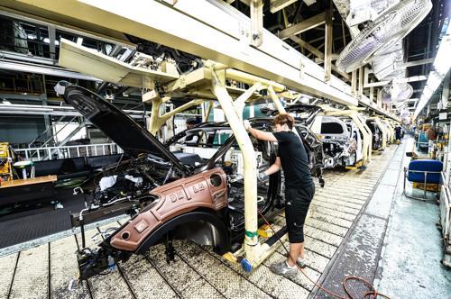 现代韩国蔚山工厂投资2.7亿美元 建混合生产线