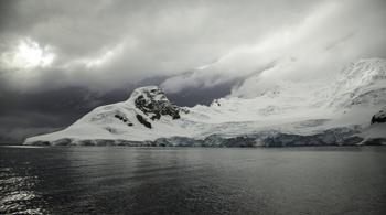 永远沉睡的冰川大陆 南极洲绝美风光