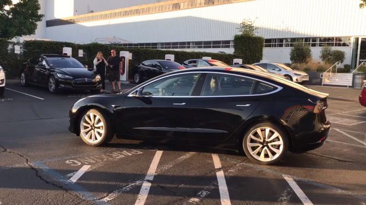 特斯拉将停产入门级Model S 75 为Model 3开路