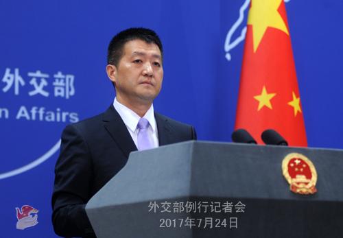 中国外交部再次回应印军越界:决不在领土主权上妥协
