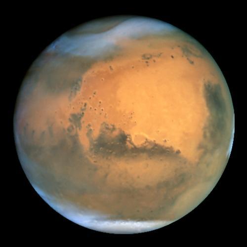 """""""小行星撞击说""""可解火星地质特征之谜"""