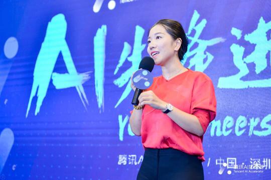 腾讯王兰:AI公司和AI行业的未来在中国