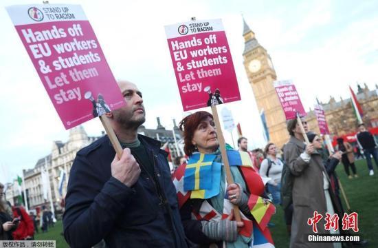 报告:英国脱欧后要面对引渡罪犯的问题