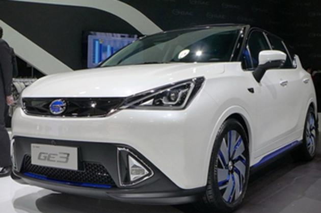 加快布局新能源市场 广汽传祺切入中高端纯电SUV