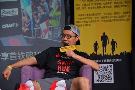 专访中国大铁破10第四人杨萌:训练高效获回报