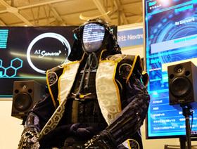 日本造出超级AI武士机器人:用于旅游区游客咨询