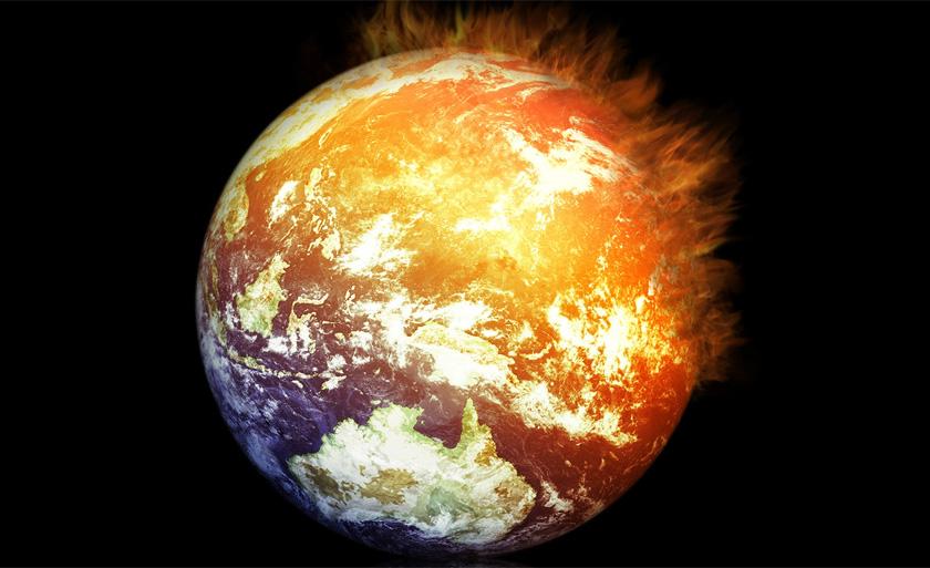 民调:约40%俄公民认为全球变暖问题是臆造的