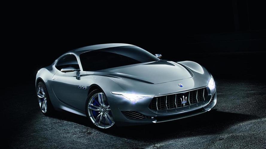 全新玛莎拉蒂GT延迟至2020年发布 基于新平台
