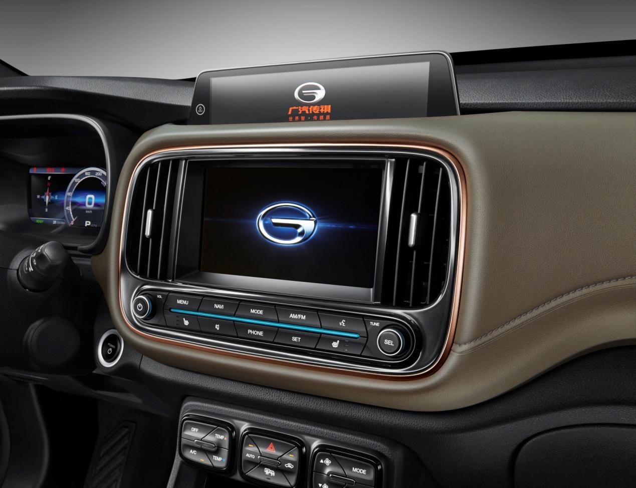 广汽传祺新能源重磅力作GE3树智联纯电SUV新标杆
