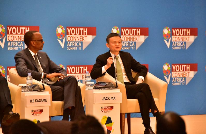 马云出资1000万美元 将在非洲建立青年企业家基金