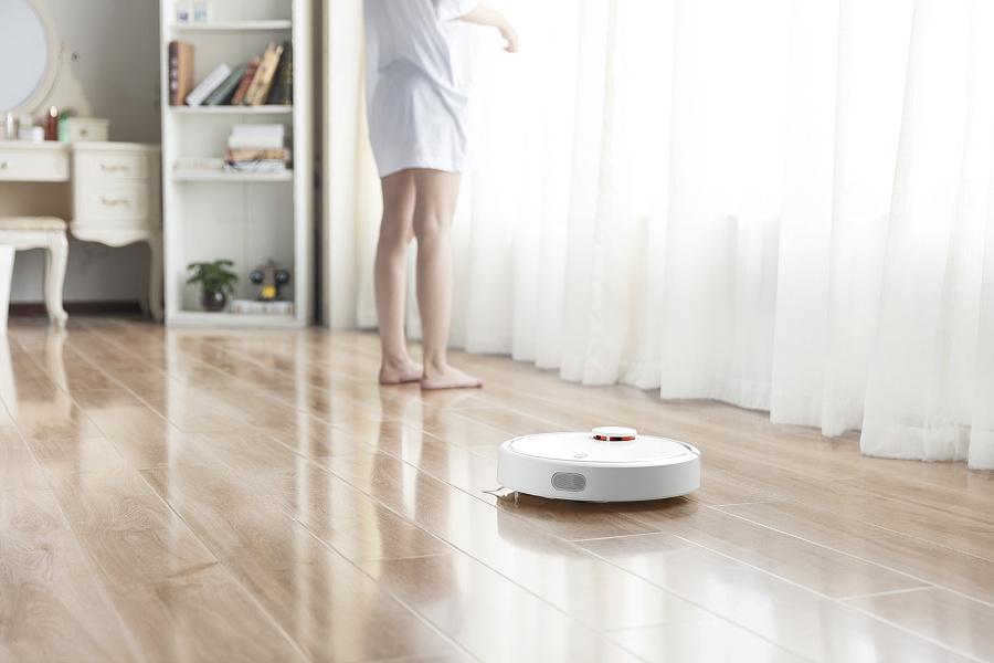 为智慧住宅做贡献 扫地机器人未来将有新任务